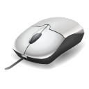 Mouse, hardware Gainsboro icon
