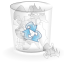 trashcan, Full-alt Silver icon