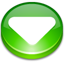 Down LimeGreen icon