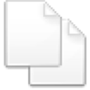 papers, Copy, documents WhiteSmoke icon