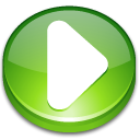 Forward YellowGreen icon