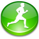 Clicknrun LimeGreen icon