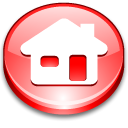 red, Home, house LightPink icon