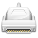 Cable WhiteSmoke icon