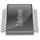 ram, processor, Chip, memory, microchip DimGray icon