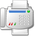 Fax Gainsboro icon