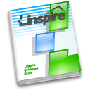 Linspire Black icon