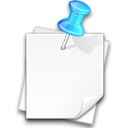 reminders, Note WhiteSmoke icon