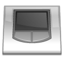Synaptics touchpad DarkSlateGray icon