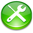 Utilities LimeGreen icon
