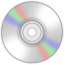 disc, Dvd, Cdrom, unmount LightGray icon