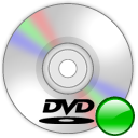 mount, Dvd LightGray icon