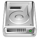 unmount, Hdd Icon