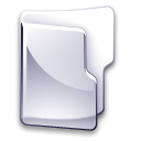 Folder Gainsboro icon