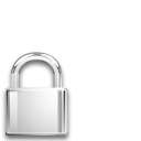 secure, password, Lock Black icon