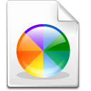 Colorscm Snow icon