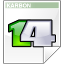 Karbon WhiteSmoke icon