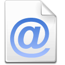 Message Snow icon