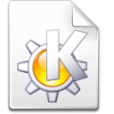 mime, Koffice Snow icon