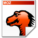 mozilla, document WhiteSmoke icon