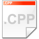 Cpp, Code, Source WhiteSmoke icon