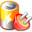 Energy DarkOrange icon