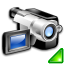 Camera, mount DarkSlateGray icon