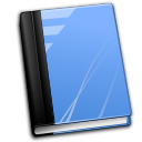 dictionary, Book, learn, Translate, school CornflowerBlue icon