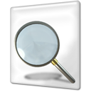 File, search, Find WhiteSmoke icon