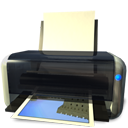 Fileprint DarkSlateGray icon