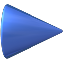 Forward SteelBlue icon