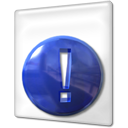 Information DarkSlateBlue icon