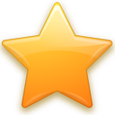 Favorite, star, bookmark, rate Olive icon