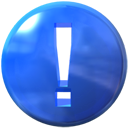 messagebox, Info RoyalBlue icon