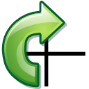rotate DarkGreen icon
