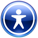 Access, user MidnightBlue icon