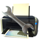 printer, tool DarkSlateGray icon