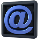 Email DarkSlateGray icon