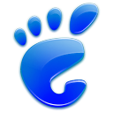 Gnome-main-menu Teal icon