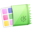 theme, Candy bar LightGreen icon