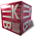 K3b Brown icon