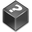 Kblackbox DarkSlateGray icon