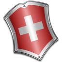 shield, Antivirus, Protection IndianRed icon