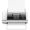 hardware, Fax WhiteSmoke icon
