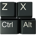 Key, Bindings DarkSlateGray icon