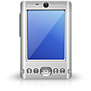 palmtop, Kpalmdoc Gray icon