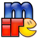 Mirc OrangeRed icon