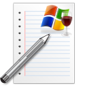 notepad WhiteSmoke icon