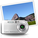Camera CornflowerBlue icon