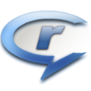 Realplayer SteelBlue icon